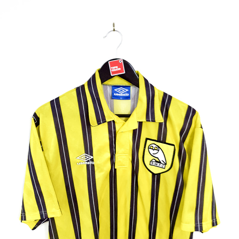 TSPN Calcio - Sheffield Wednesday away football shirt 1992/93