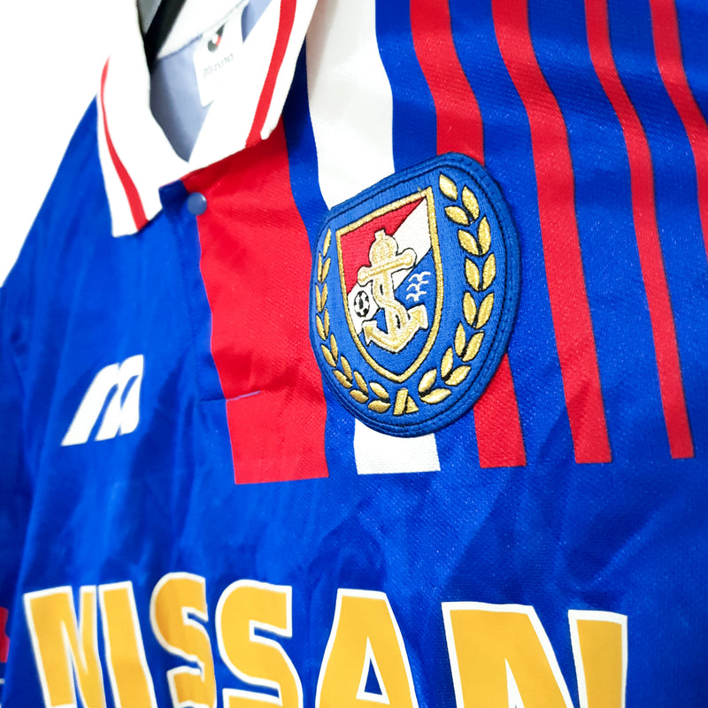 TSPN Calcio - Yokohama Marinos home football shirt 1995/96