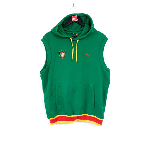 TSPN Calcio - Cameroon training football sweatshirt 2002
