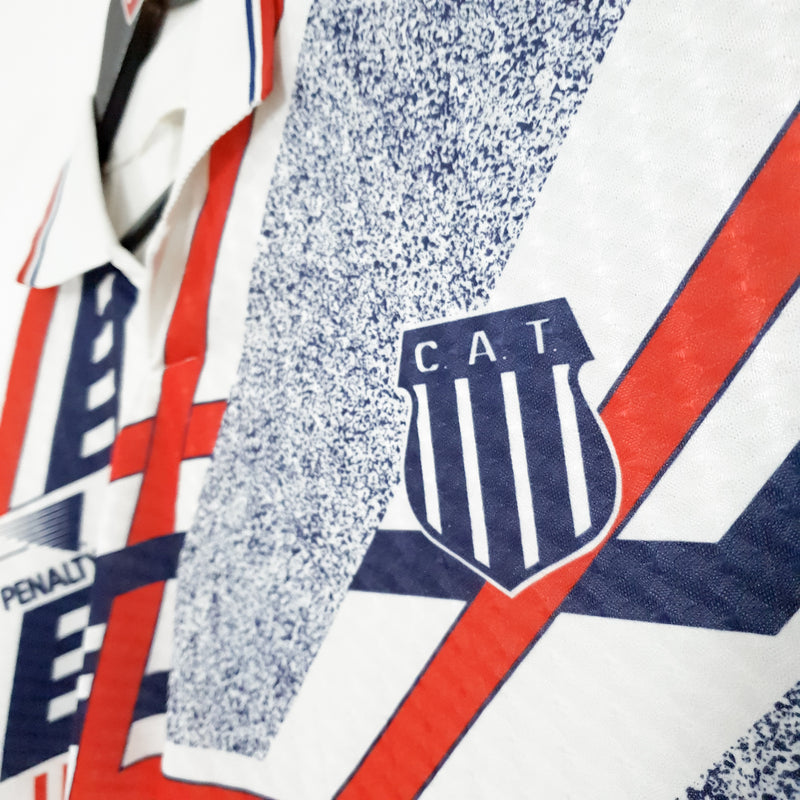 TSPN Calcio - Talleres de Cordoba away football shirt 1995/96