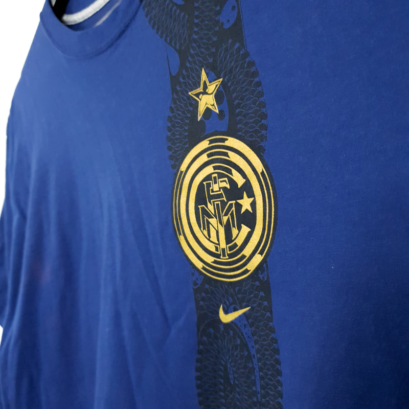 TSPN Calcio - Inter Milan football t-shirt 2010/11