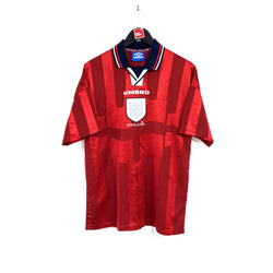 TSPN Calcio - England away football shirt 1997/99