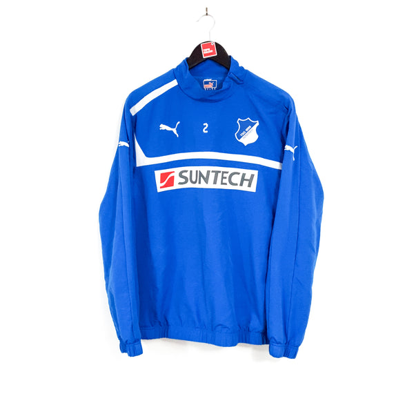 TSPN Calcio - Hoffenheim training football sweatshirt 2011/12