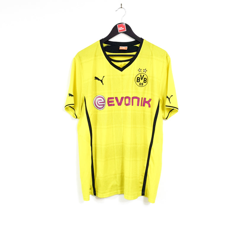 TSPN Calcio - Borussia Dortmund home football shirt 2013/14