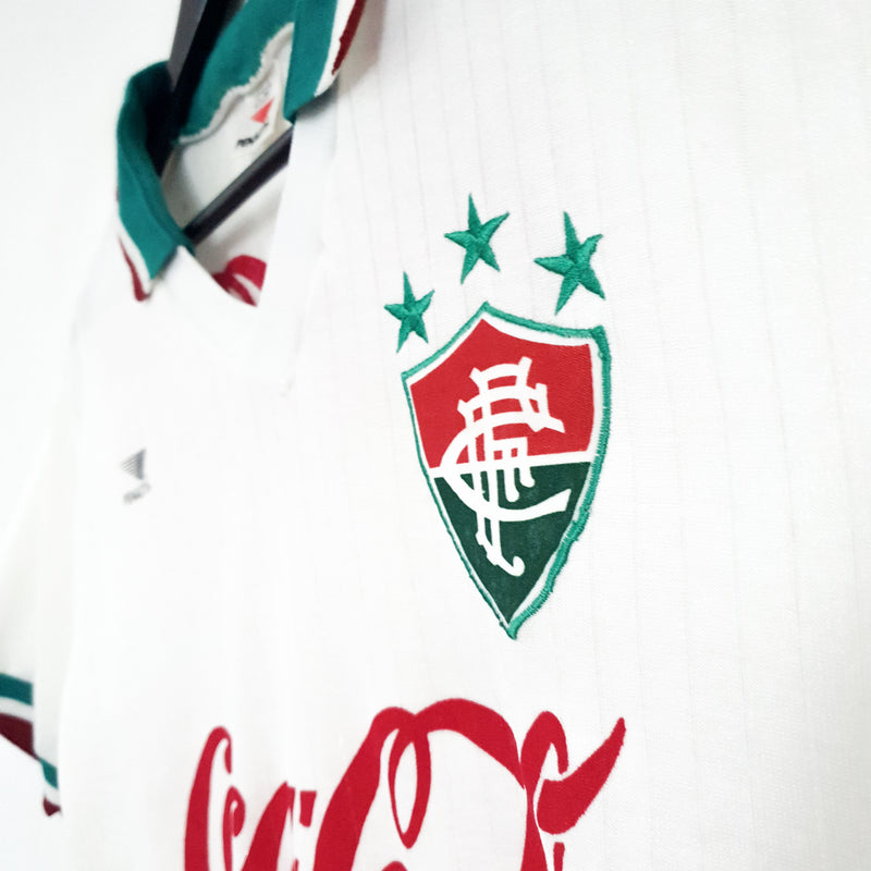 TSPN Calcio - Fluminense away football shirt 1987/91