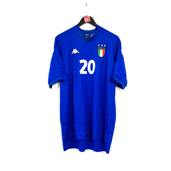 TSPN Calcio - Italy home football shirt 1998/00