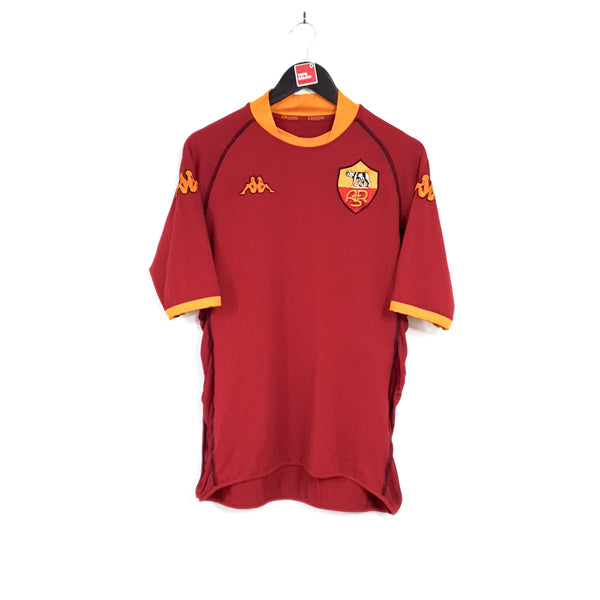 TSPN Calcio - AS Roma home football shirt 2002/03