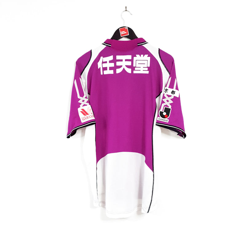 TSPN Calcio - Kyoto Purple Sanga home football shirt 2004/05