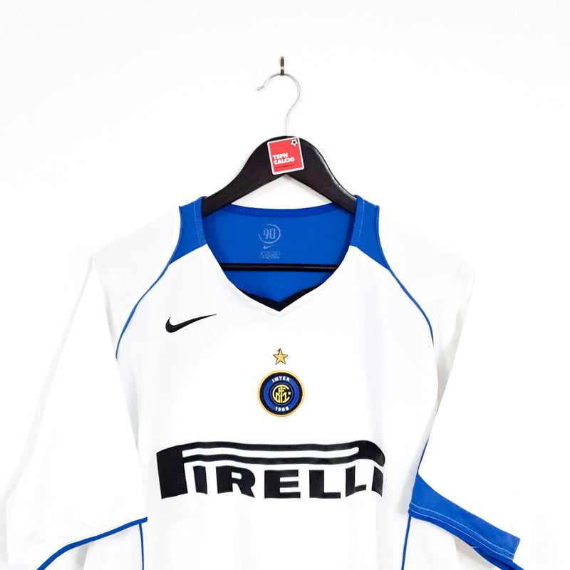 TSPN Calcio - Inter Milan away football shirt 2004/05