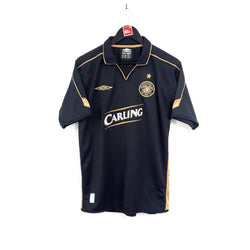 TSPN Calcio - Glasgow Celtic away football shirt 2003/04
