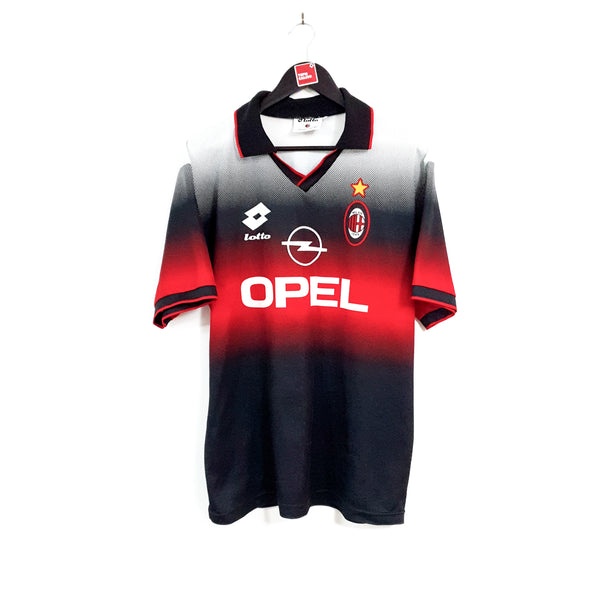 TSPN Calcio - AC Milan training football shirt 1995/96