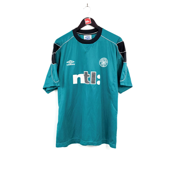 TSPN Calcio - Glasgow Celtic training football shirt 1999/00