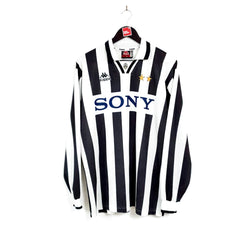 TSPN Calcio - Juventus home football shirt 1995/97