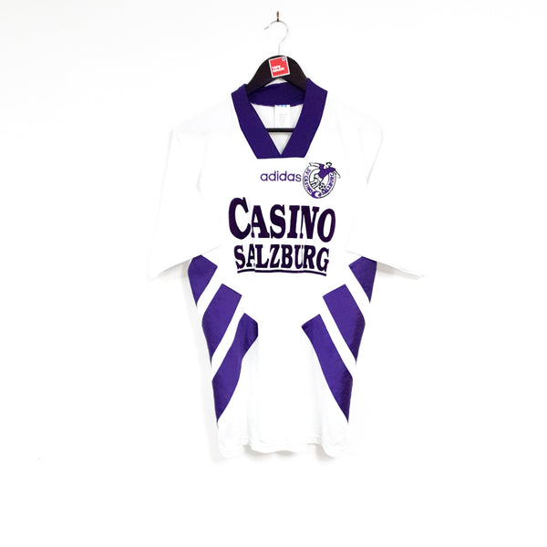 TSPN Calcio - SV Casino Salzburg home football shirt 1995/96