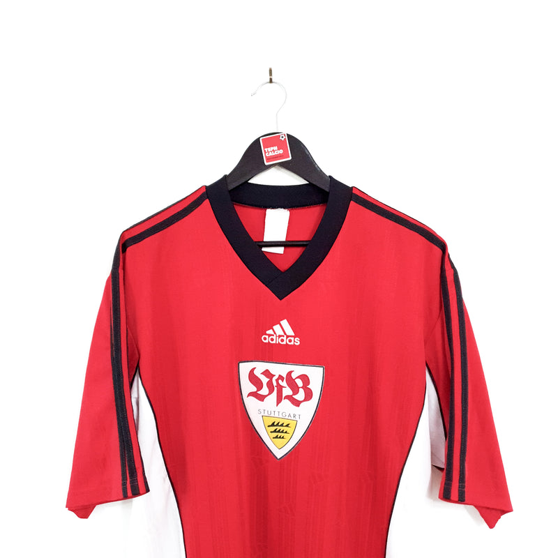 TSPN Calcio - VfB Stuttgart training football shirt 1998/00