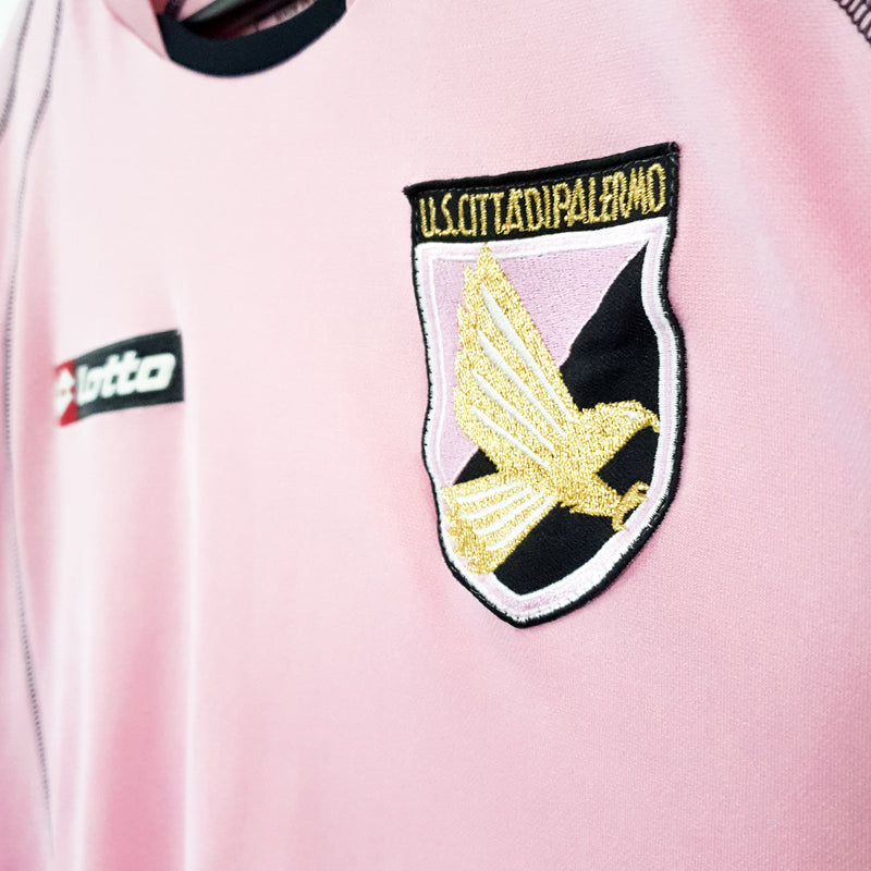 TSPN Calcio - Palermo home football shirt 2005/06