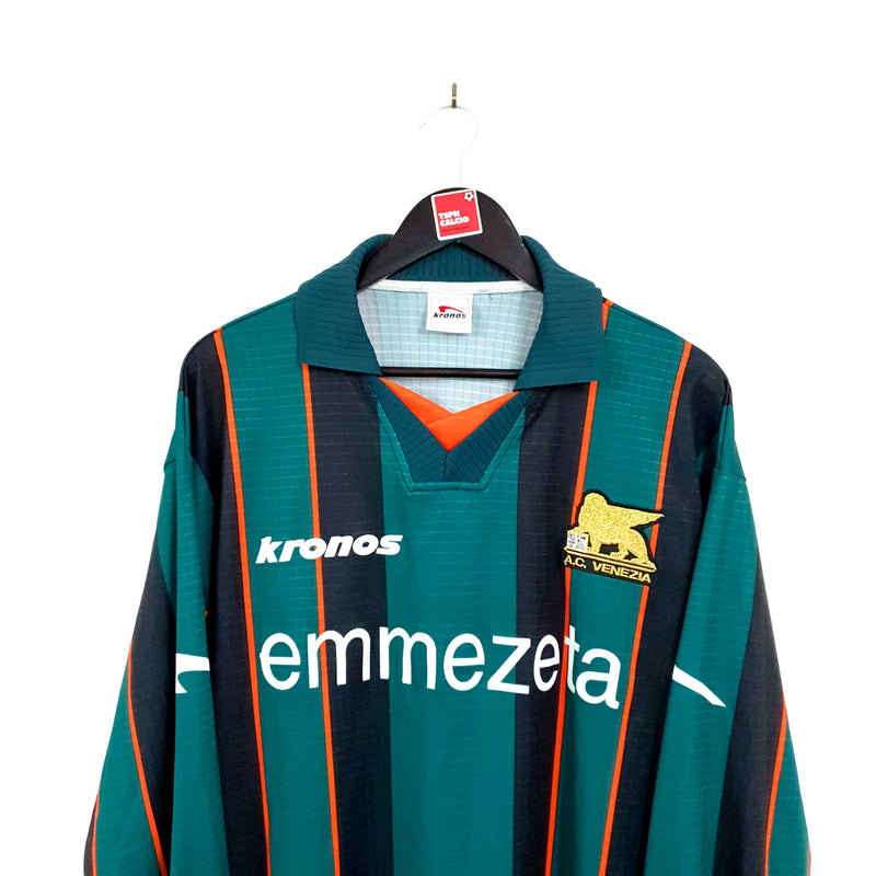TSPN Calcio - Venezia home football shirt 1999/00