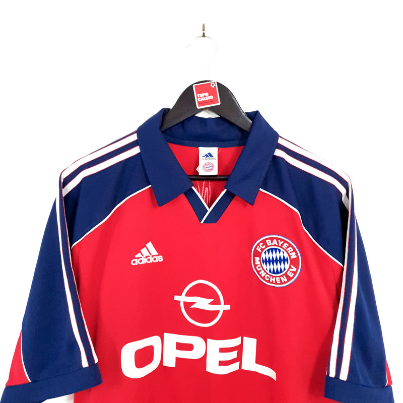 TSPN Calcio - Bayern Munich home football shirt 1999/01