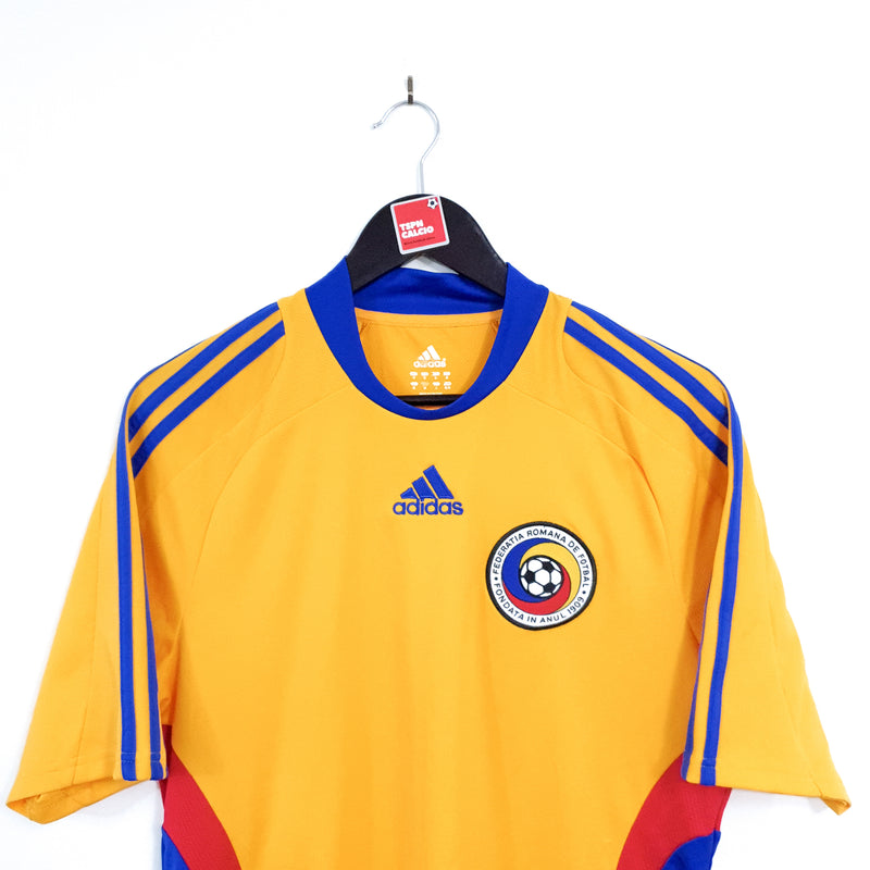 TSPN Calcio - Romania home football shirt 2008/10
