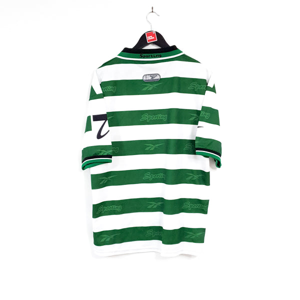 TSPN Calcio - Sporting CP home football shirt 1999/00