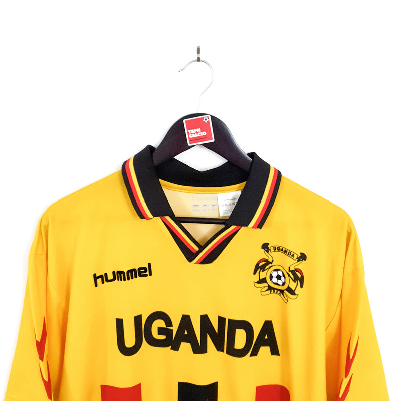 TSPN Calcio - Uganda home football shirt 2005/06