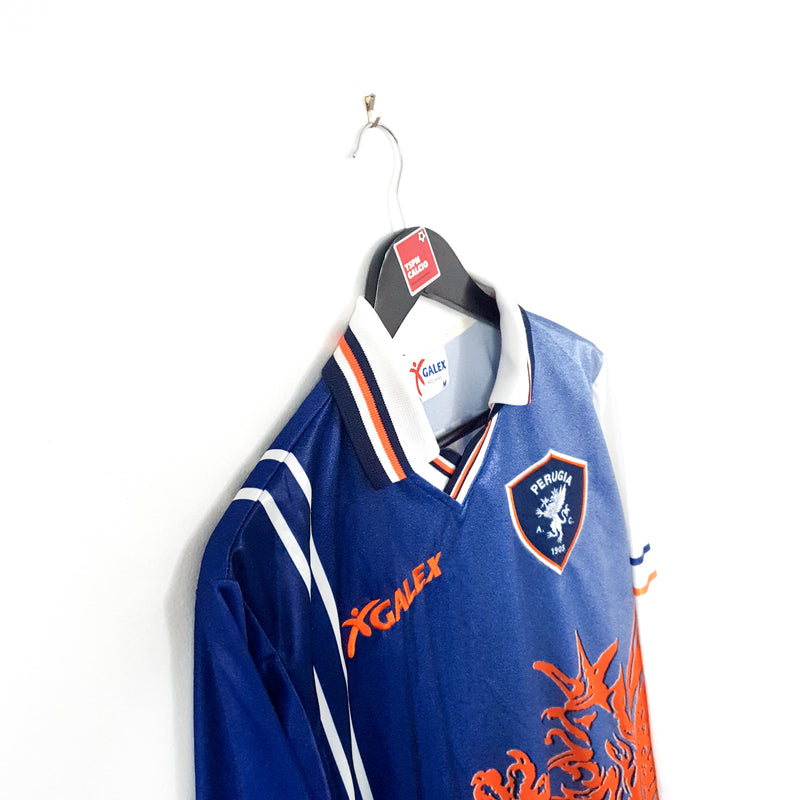 TSPN Calcio - Perugia away football shirt 1998/99