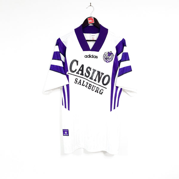 TSPN Calcio - SV Casino Salzburg home football shirt 1996/97