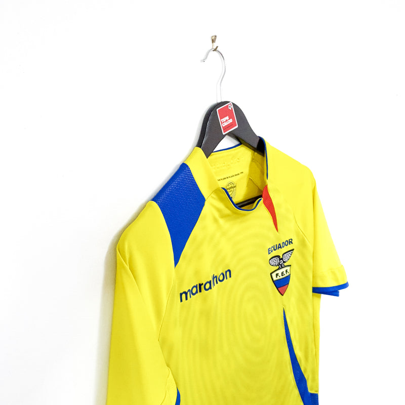 TSPN Calcio - Ecuador home football shirt 2009/10