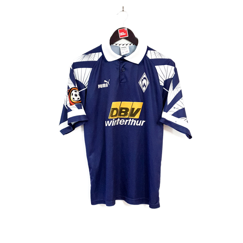TSPN Calcio - Werder Bremen away football shirt 1995/96
