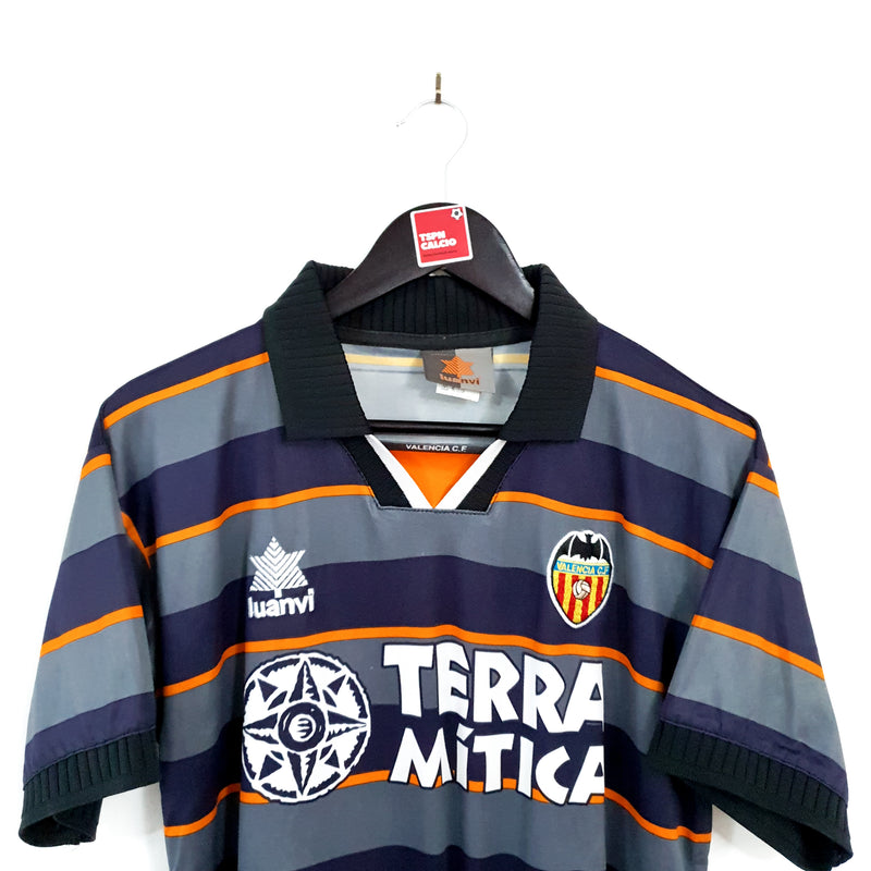 TSPN Calcio - Valencia CF alternate football shirt 1999/00