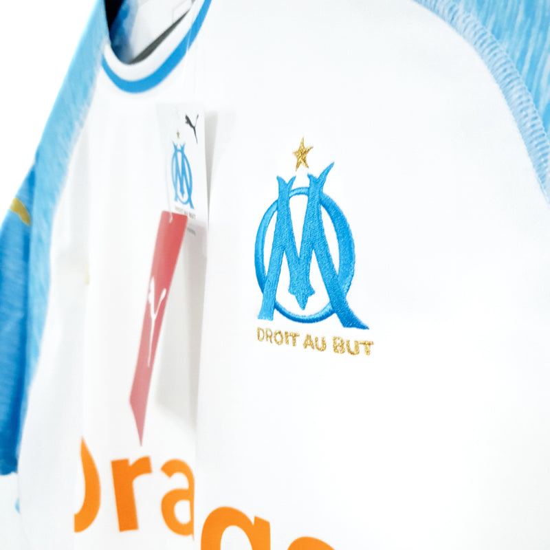 TSPN Calcio - Olympique Marseille home football shirt 2018/19