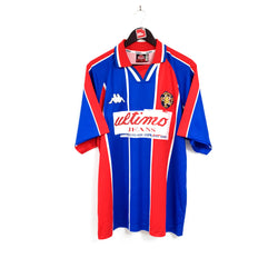 TSPN Calcio - Cosenza Calcio home football shirt 1998/00