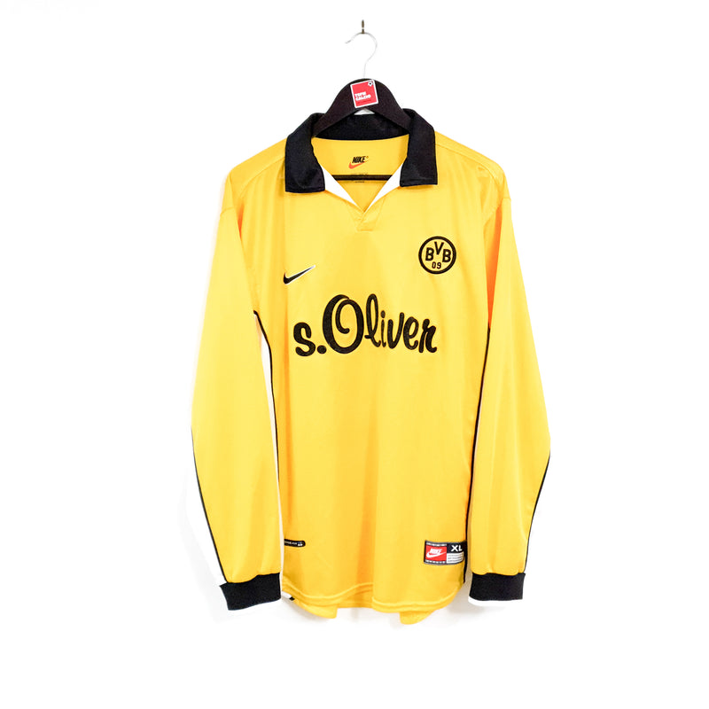 TSPN Calcio - Borussia Dortmund home football shirt 1998/00