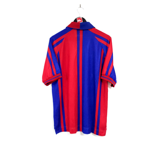 TSPN Calcio - Barcelona european home football shirt 1997/98