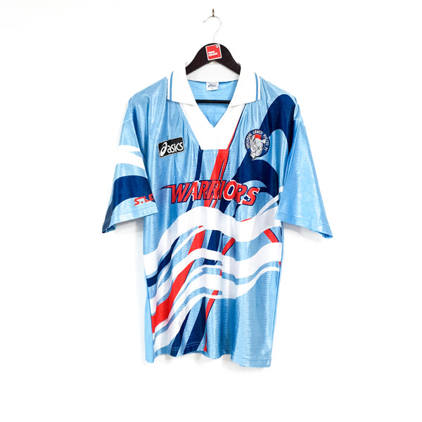 Singapore Armed Forces home football shirt 1996