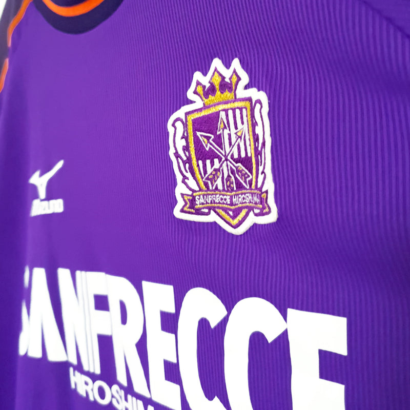 Sanfrecce Hiroshima home football shirt 2005/06