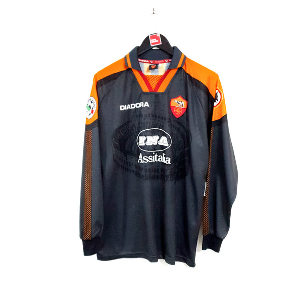 AS Roma alternate football shirt 1997/98