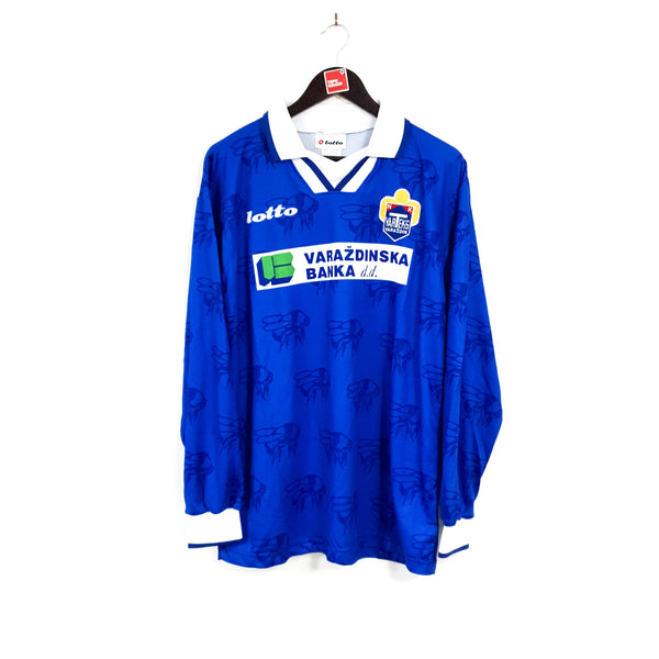 Varteks  Varaždin home football shirt 1997/98