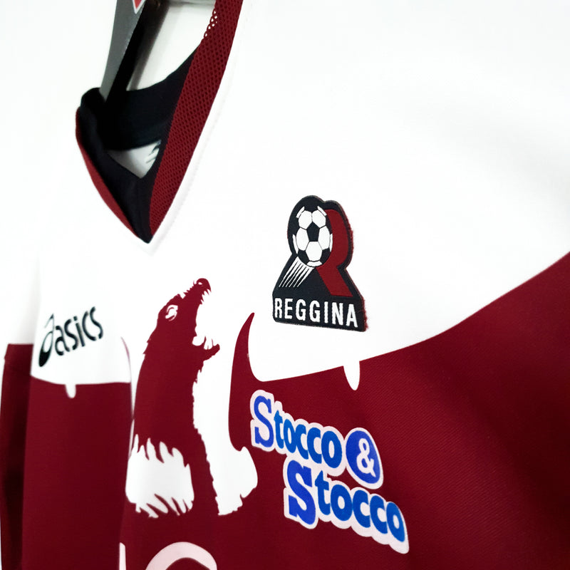 Reggina Calcio home football shirt 2004/05