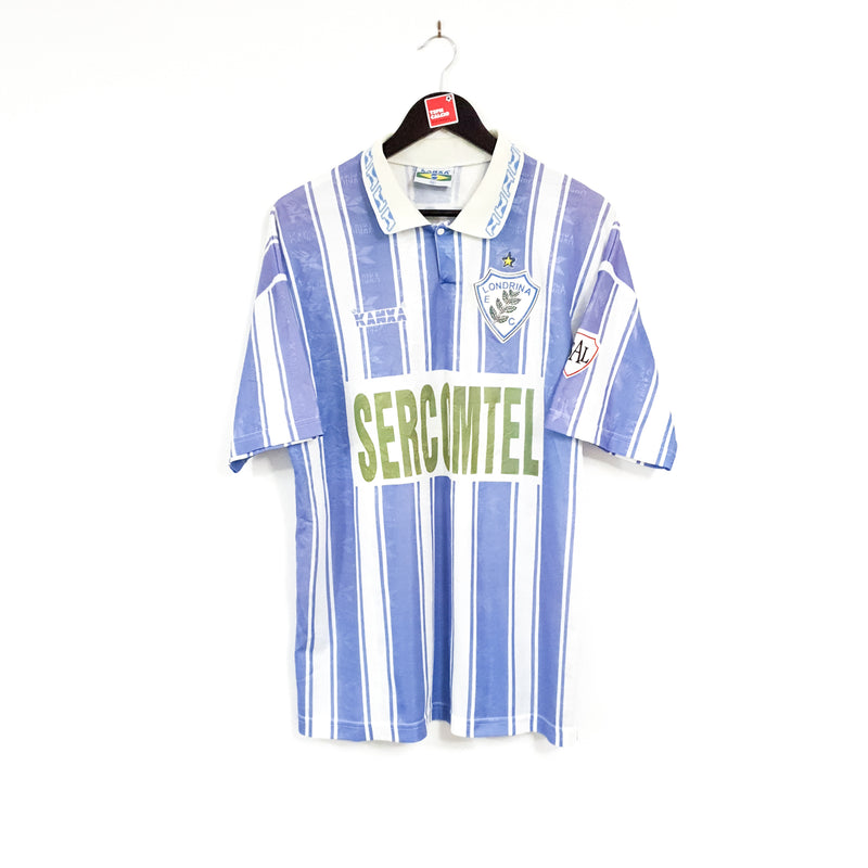Londrina EC home football shirt 1996/97