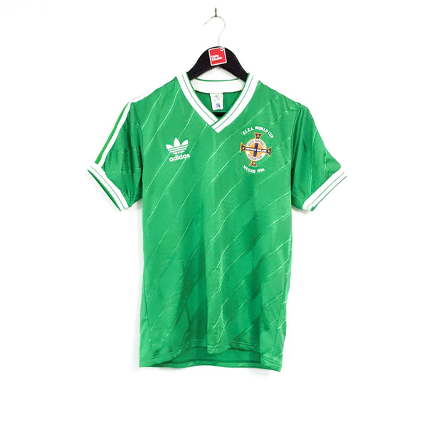 Northern Ireland home football shirt 1986/88