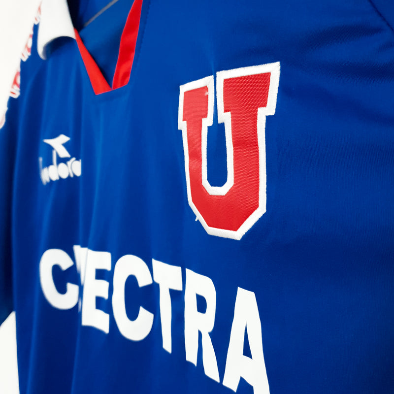 Universidad De Chile home football shirt 1996/97