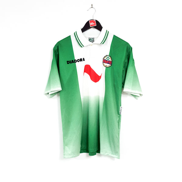 SK Rapid Wien home football shirt 1996/97