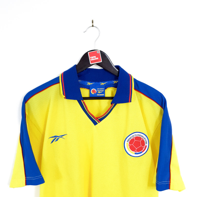 Colombia home football shirt 1998/01
