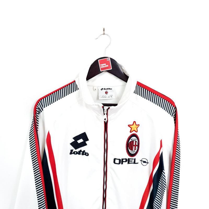 AC Milan training football jacket 1997/98