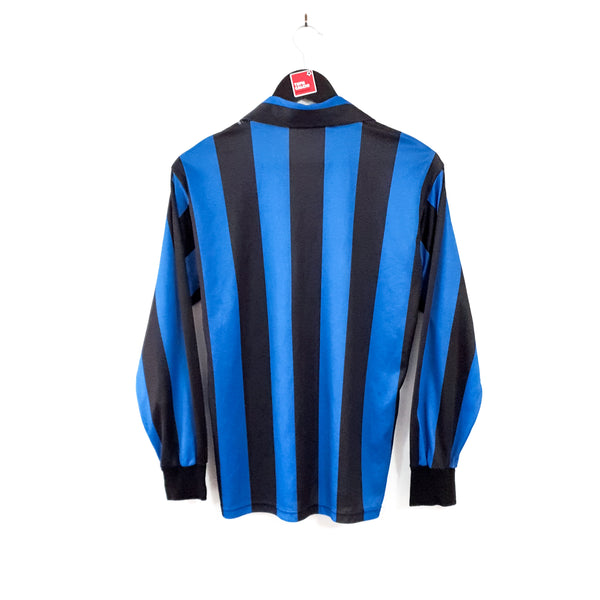 Inter Milan home football shirt 1990/91