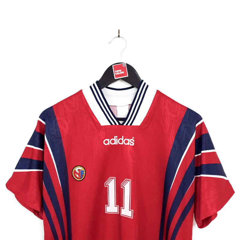 Norway home football shirt 1996/97