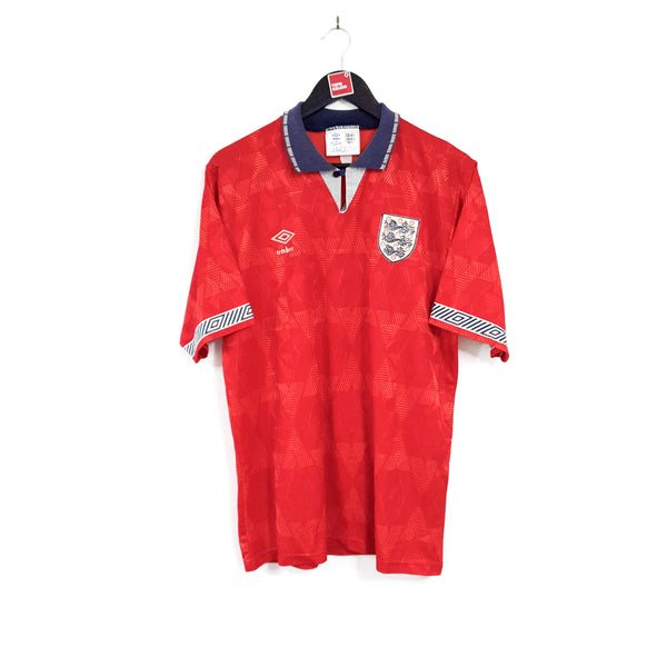 England away football shirt 1990/93