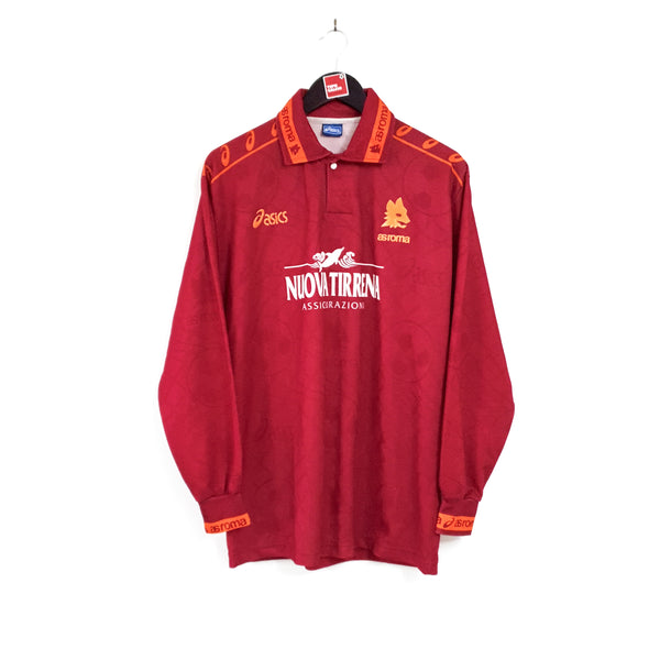 AS Roma home football shirt 1994/95