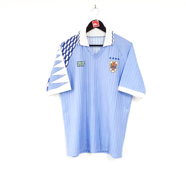 Uruguay home football shirt 1992/93